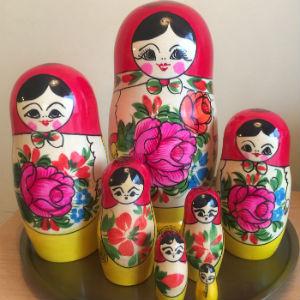 Group of nesting dolls